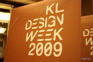KL Design Week 2009