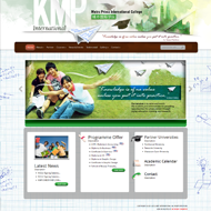 Metro Prima International College Web Design in Malaysia