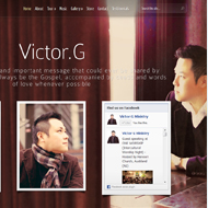 Victor Gee Web Design in Malaysia